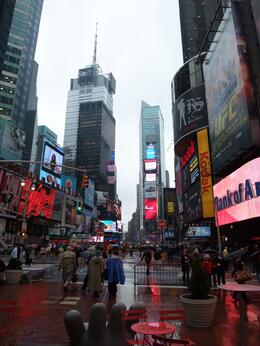 Photo of null New York in One Day Sightseeing Tour Times Square