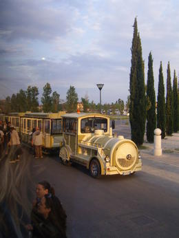 Photo of Florence Tuscany in One Day Sightseeing Tour Tour train car at Pisa
