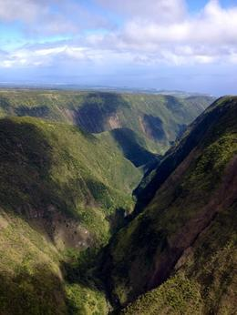 Photo of Big Island of Hawaii 2-Hour Big Island Helicopter Flight from Kona Untouched scenery