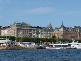 Photo of Stockholm Stockholm in One Day Sightseeing Tour Waterfront Facade