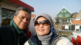 Photo of Amsterdam Zaanse Schans Windmills, Marken and Volendam Half-Day Trip from Amsterdam Windmills  and  Winter 2015