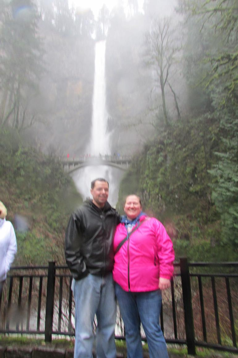 Morning Half-Day Multnomah Falls and Columbia River Gorge Waterfalls Tour from Portland photo 3