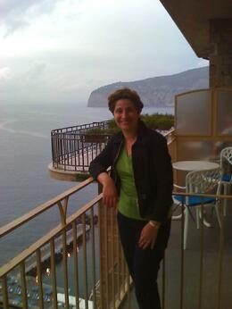 Great hotel view at Sorrento, Christopher S - October 2010