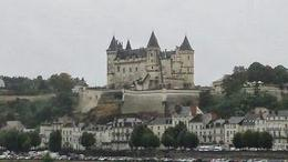 A stop on the third day (Loire valley) for lunch- you don't get to go inside this one , Natalie N - September 2013