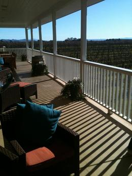 Photo of San Francisco Customizable Wine Country Tour from San Francisco Balcony at Michael Mondavi