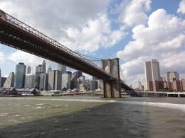 Photo of New York City New York City Guided Sightseeing Tour by Luxury Coach Brooklyn Bridge