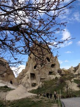 Photo of Istanbul Cappadocia In One Day Small-Group Tour from Istanbul: Rose Valley, Ortahisar, Kaymakli Underground City and Pigeon Valley Capadoccia