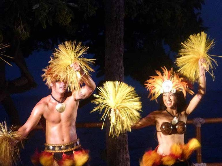 dancers3 - Big Island of Hawaii