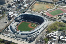 Yankee-stadion , Janet D - May 2013