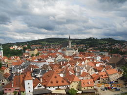 Cesky Krumlov, wonderful city! , Claudia B - June 2012