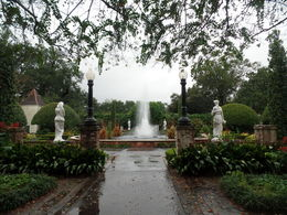 The grounds were simply lovely, and we spent an hour exploring them in the rain. , Susan L - November 2015