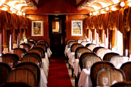Photo of San Francisco Napa Valley Wine Train with Gourmet Lunch and Transport from San Francisco Gourmet_Express-481.jpg