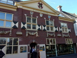 Wish this Guild had been open - Delft is all about Vermeer for me, and this Guild is all about Vermeer, but they were closing as we got there. , Brenda A - April 2015
