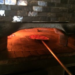 Wood Fired Pizza - December 2014