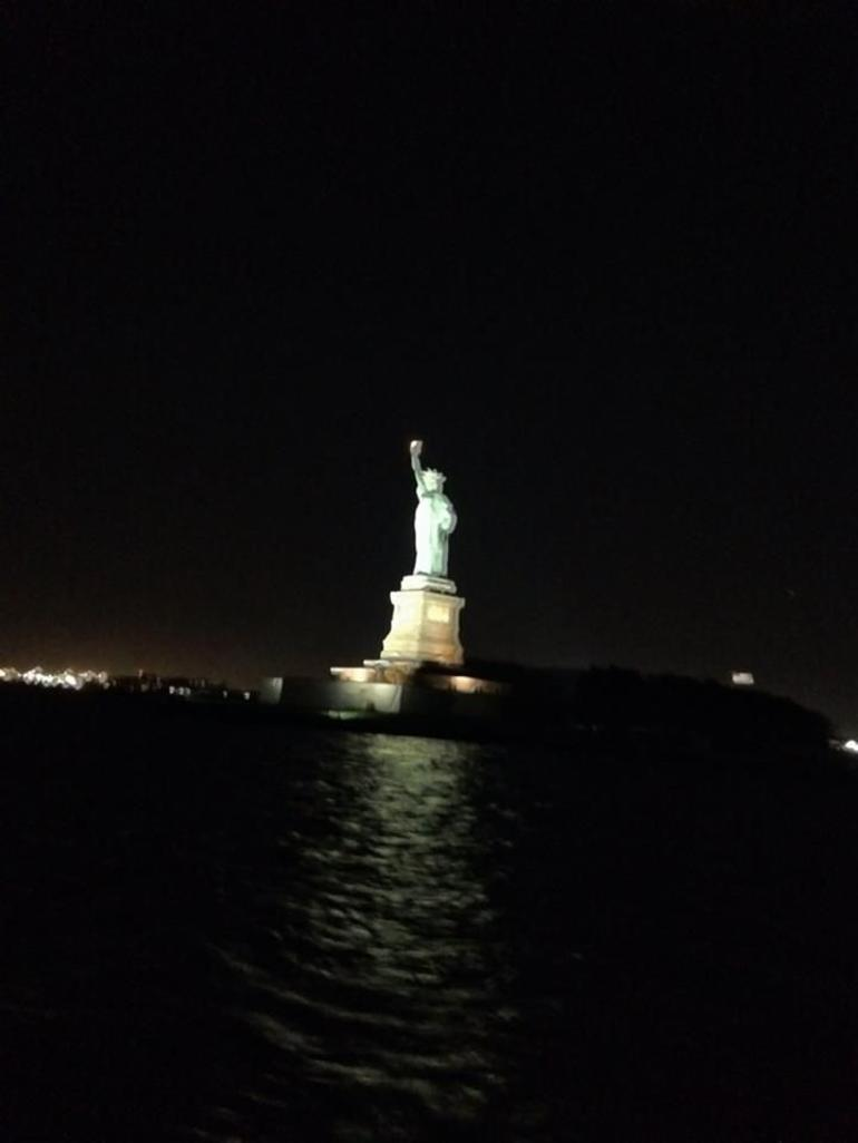 Miss Liberty - New York City