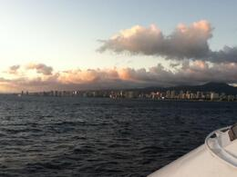 Photo of Oahu Oahu Sunset Dinner Cruise - Fine Dining navatek 1 - 3