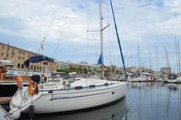 Photo of Barcelona Small-Group Mediterranean Sea Sailing Trip from Barcelona Nice yatch!