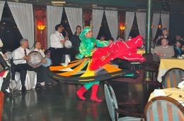 Live Entertainment: Nile Cruise at the Maxim, Genesis A - May 2010