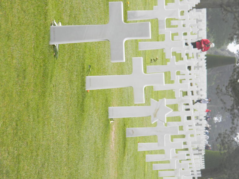 No Greater Love Than To Lay Down Your Life For Your Fellow Man - Paris