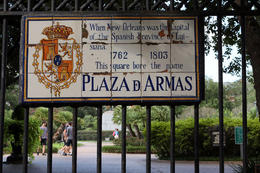 Plaza de Armas, Jules & Brock - September 2012