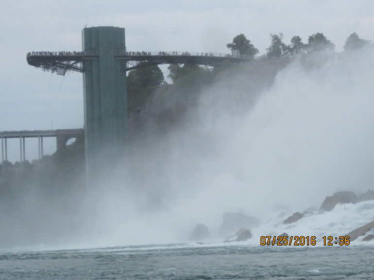 Taken from Maid of Mist