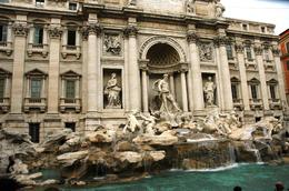 Photo of Rome Ancient Rome Half-Day Walking Tour The Trivi Fountain