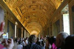 Photo of Rome Skip the Line: Vatican Museums Walking Tour including Sistine Chapel, Raphael's Rooms and St Peter's The Vatican Museum