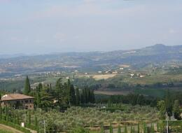Photo of Florence Tuscany in One Day Sightseeing Tour Toscana - view from the hills