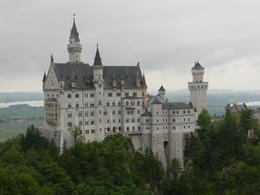 Photo of Munich Neuschwanstein Castle Small Group Day Tour from Munich View of Castle from bridge