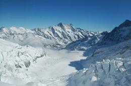 Photo of Lucerne Jungfraujoch Top of Europe Day Trip from Lucerne View of Glacier