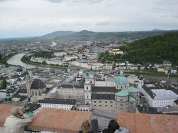 Photo of Munich Salzburg Small Group Day Tour from Munich View overlooking the old town