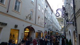 Photo of Munich Salzburg Small Group Day Tour from Munich Walking through Salzburg