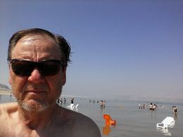 There is a nice spa at the Dead Sea. Plenty of time. , Charles C - July 2015