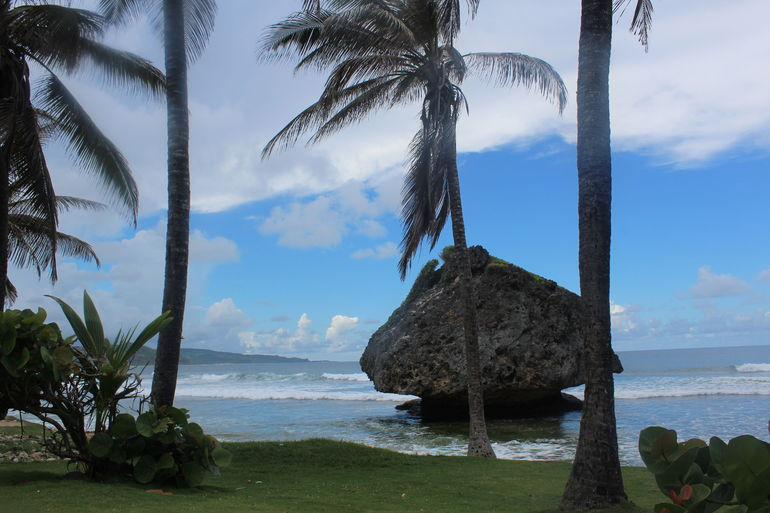 Bathsheba Beach, Barbados Coastal Sightseeing Tour