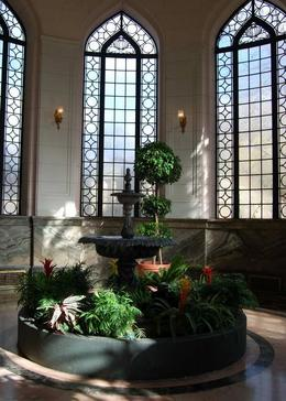 The conservatory at Casa Loma - December 2009