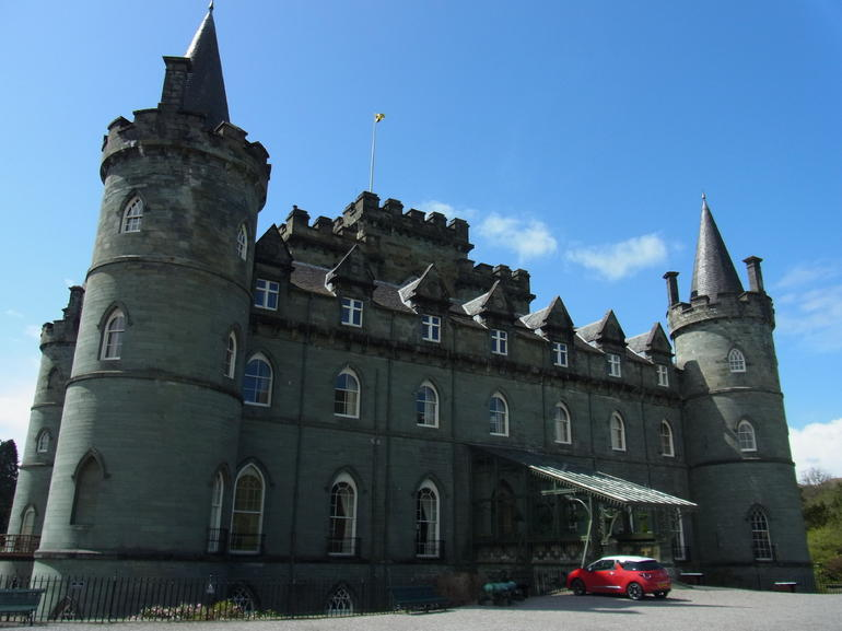 Inveraray Castle - Edinburgh