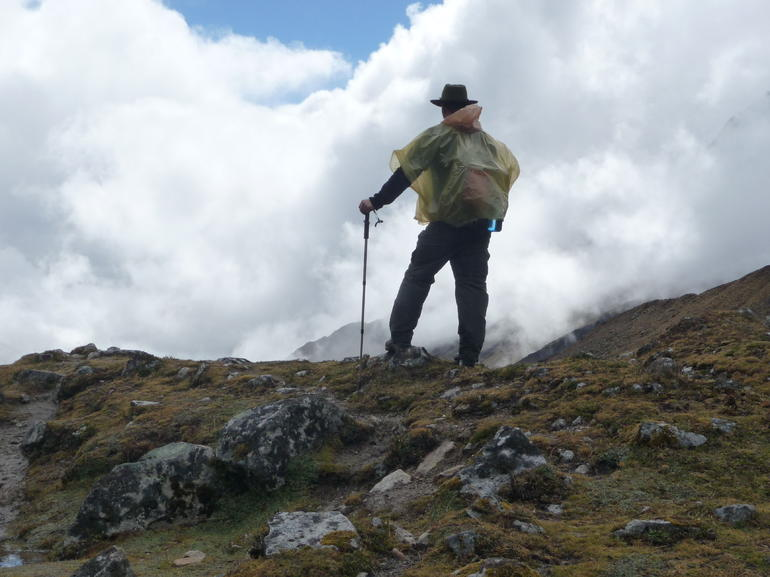 Just another day of conquering mountains - Cusco