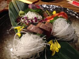 Photo of   Kobe beef slices