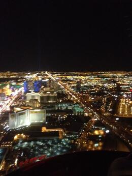Photo of Las Vegas Las Vegas Night Strip Helicopter Tour Like it never ends