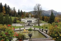 Photo of Munich Royal Castles of Neuschwanstein and Linderhof Day Tour from Munich Linderhof Grounds