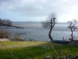 A stunning view from the side of the Loch., Rita C - March 2009