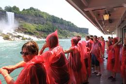 Photo of Toronto Niagara Falls Day Trip from Toronto On board the hornblower
