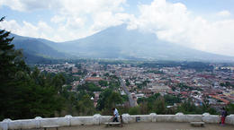 Photo of Guatemala City 5-Day Tour from Guatemala City: Antigua, Chichicastenango, Panajachel and Santiago Atitlán Overlooking Antigua