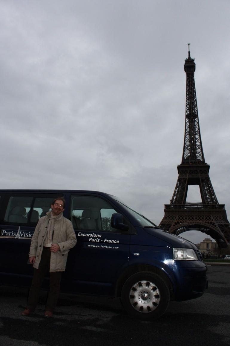 Paris Vision private van - Paris