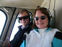 Photo of Franz Josef & Fox Glacier Fox Glacier Mountain Scenic Helicopter Flight Robert & Jacqueline