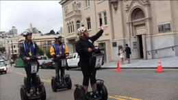 Photo of San Francisco San Francisco Waterfront Segway Tour Saint Peter and Paul Cathedral, San Francisco