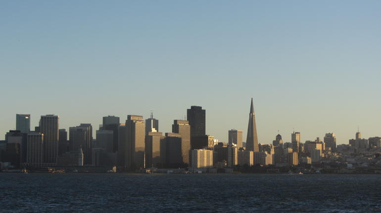 San Francisco Skyline - San Francisco
