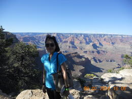 Photo of Las Vegas Grand Canyon South Rim Bus Tour with Optional Upgrades Stop over