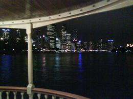 Photo of Brisbane Brisbane River Dinner Cruise The city beyond