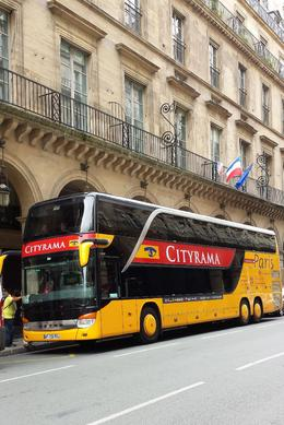 The CityRama tour bus was comfortable and the departure location was easy to find. , Leslie S - July 2013